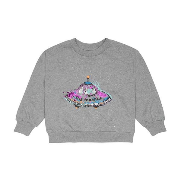 Sweatshirt Drew Spaceship - Beau Beau Shop