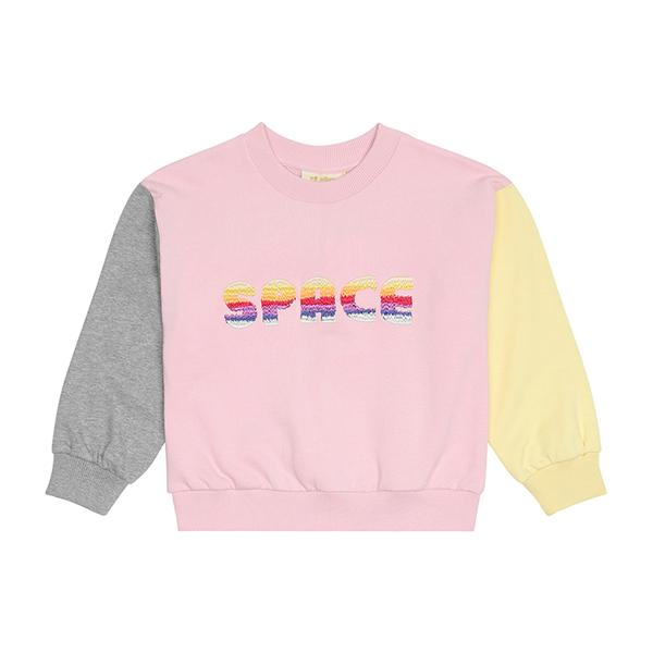 Drew Sweatshirt Space Pink - Beau Beau Shop