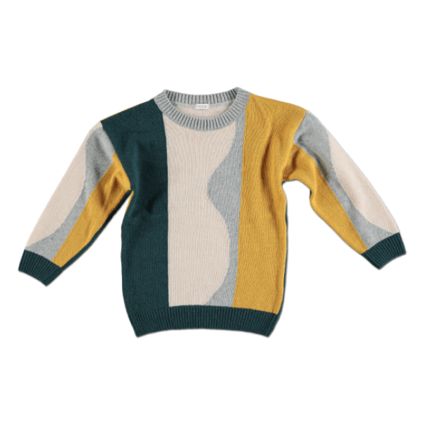 Jersey Lines Pullover - Beau Beau Shop