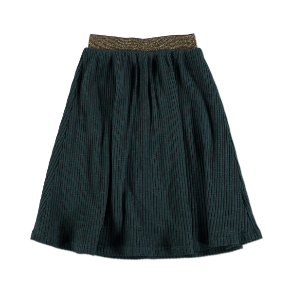 Midi Skirt Lurex - Beau Beau Shop
