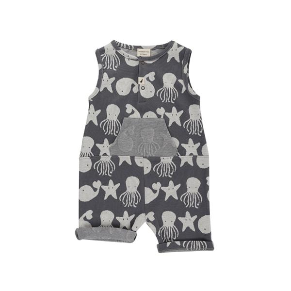 Sea Friends Romper - Beau Beau Shop