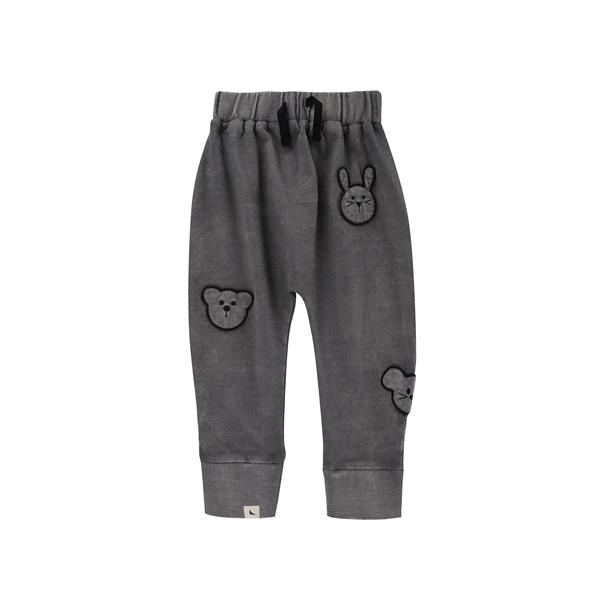 Embroidered Batch Harems Pants - Beau Beau Shop