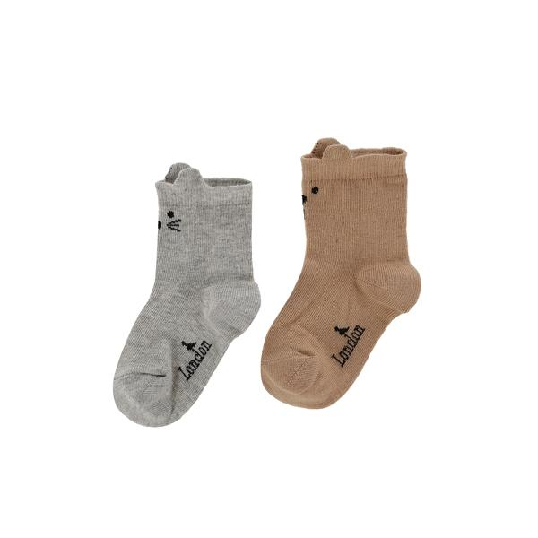 2 Pack Socks Mouse - Beau Beau Shop