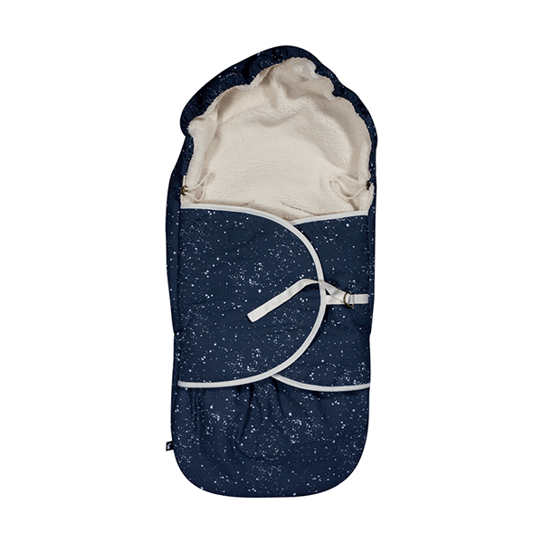 Fußsack Galaxy Parisian Night - Beau Beau Shop