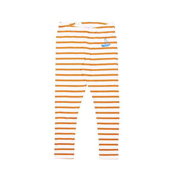 Leggings Stripes Boat - Beau Beau Shop
