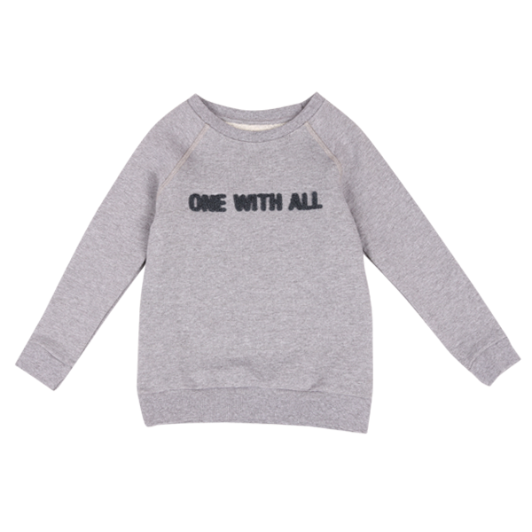 Sweat ''One with all'' - Beau Beau Shop