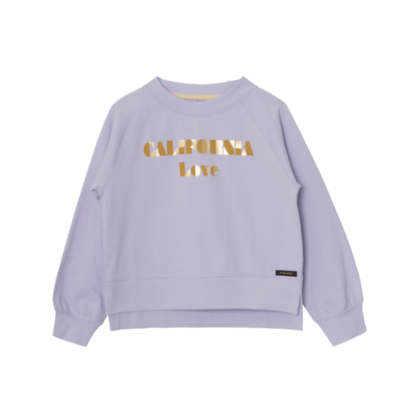 Sweater Sofia Purple Heather - Beau Beau Shop