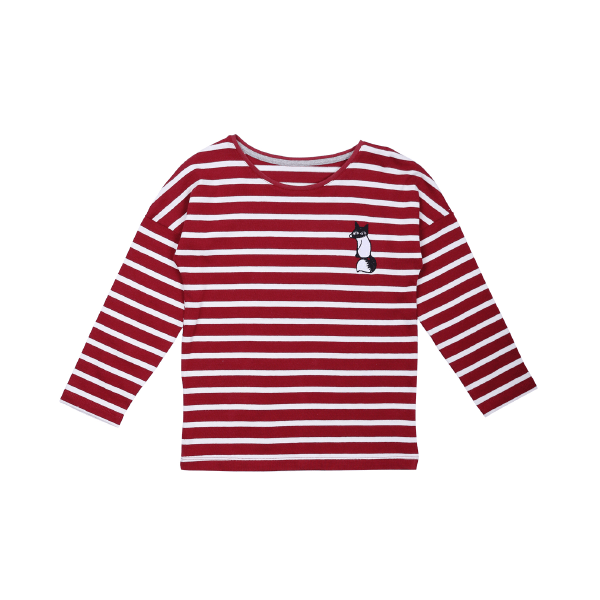 Stripe Fox Longsleeve - Beau Beau Shop