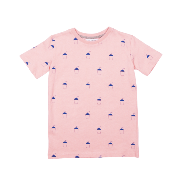 T-Shirt One Milkshake - Beau Beau Shop