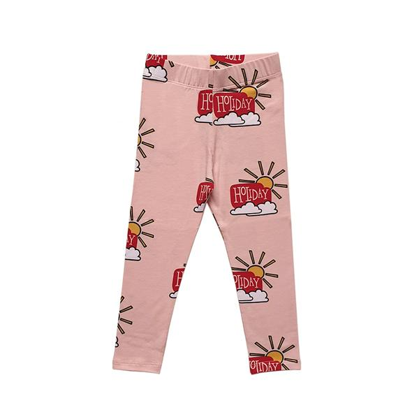 Leggings Pink Holiday - Beau Beau Shop