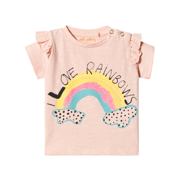T-Shirt Sif Rainbow - Beau Beau Shop
