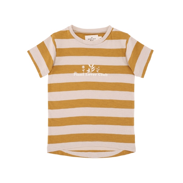 T-Shirt Striped - Beau Beau Shop