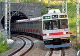 (Pre-Order) Greenmax 30713 - Tokyu Series 8590 (Denen Toshi Line / Unit 8694 / 6 car basic set)