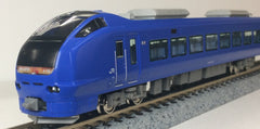 "Greenmax 30717 - Series E653-1000 ""INAHO"" (bright blue / 7 car set)"