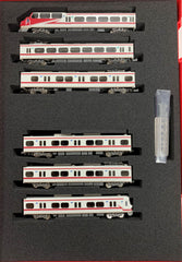 "Greenmax 50613 - Meitetsu Series 1000/1200 ""Panorama Super"" (unit 1011 / original livery / 6 car set)"
