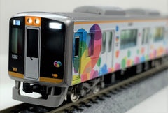 "Greenmax 50629 - Hanshin Series 9000 ""TAISETSU GA GYUTTO"" (6 cars set)"