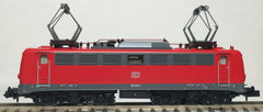 Lemke H2831 - Electric Locomotive Type BR110 DB Ep IV Red