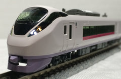 "KATO 10-1110 - Series E657 ""SUPER HITACHI"" (6 car basic set)"