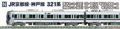 (Pre-Order) KATO 10-1121 - Series 321 (3 car basic set)