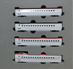 "KATO 10-1137 - Series E6 Shinkansen ""Super Komachi"" (4 car add-on set)"