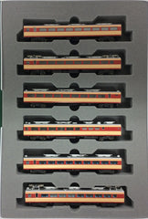 "KATO 10-1148 - Series 181-100 ""TOKI/AZUSA"" (6 car add-on set)"