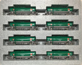 KATO 10-1167 - Tank Wagon Type TAKI1000 Japan Oil Transportation (ENEOS with Eco Rail Mark / 8 car set B)