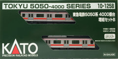 KATO 10-1258 - Tokyu Series 5050-4000 (2 car add-on set B)