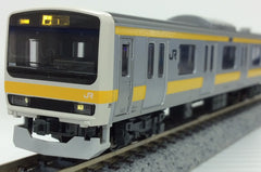 KATO 10-1415 - Series 209-500 Chuo/Sobu Local Train (6 car basic set)