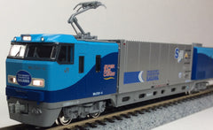 "KATO 10-1418 - Series M250 ""SUPER RAIL CARGO"" (New Designed Container / 4 car basic set)"