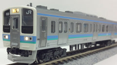 KATO 10-1425 - Series 211-2000 (Nagano Color / 6 car set)