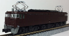 KATO 10-1430 - Electric Locomotive Type EF63 (2nd model / 3rd model / brown)