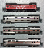 "KATO 10-1441 - Electric Locomotive Type EF81-95 + Sleeper Coach Seriese E26 ""CASSIOPEIA CRUISE"""