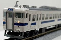 KATO 10-1536 - Series 415 Joban Line (new color / 4 cars add-on set)