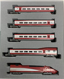 KATO 10-1657 - Thalys PBA (new color / 10 cars set)