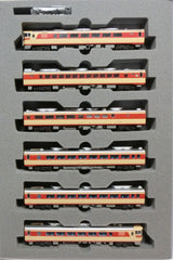 KATO 10-550 - Series KIHA82 DMU (6 car basic set)