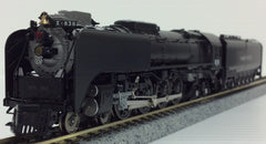 KATO 12605-4 - Union Pacific FEF-3 Steam Locomotive #838 (freight version)