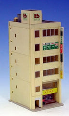 KATO 23-435A - Metro Series 6 Floor Office Building 3, Ivory