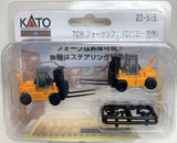 KATO 23-515 - TCM Forklift Type FD115 (General Livery)