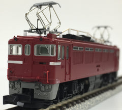 KATO 3075-1 - Electric Locomotive Type ED75-1000 (early model)