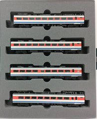 "KATO 10-1203 - Series 489 (""HAKUSAN"" color / 4 car add-on set)"