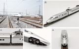 (Pre-Order) KUNTER 10-301 - CRH380AL (3 car basic set)
