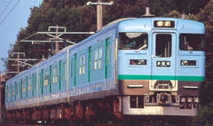 (Pre-Order) Microace A2253 - Series 113 (JR Shikoku renewed design / blue / 4 car set)
