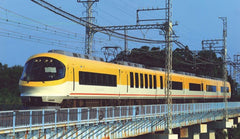 (Pre-Order) Microace A6665 - Kintetsu Series 23000 Ise-Shima Liner (renewed / yellow / 6 car set)