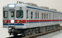 Microace A7682 - Keisei Type 3300 (1st prototype / new color / 4 car set)