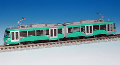 MODEMO NT113 - Tokyu Series 300 (310F Turquoise Green)