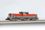 Rokuhan T002-3 - Diesel Locomotive Type DD51-1000 A Cold District Type New Renewed Design