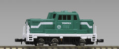 TOMIX 2027 - Multi Purpose Diesel Locomotive (emerald green)