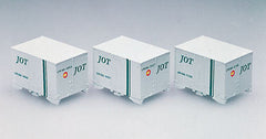 TOMIX 3116 - Private Type UR18A Reefer Container (Japan Oil Transport)