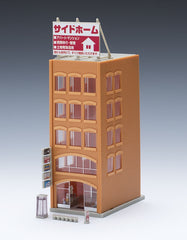 TOMIX 4244 - Small Size Office Building C (light brown)