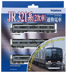 TOMIX 92358 - Series 321 (second edition / 3 car basic set)